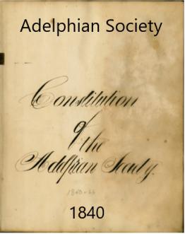 Adelphian Society
