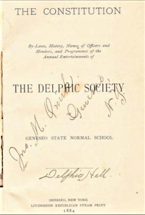 Delphic Society